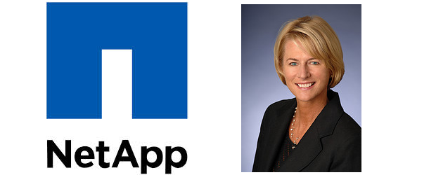 NetApp Julie Parrish