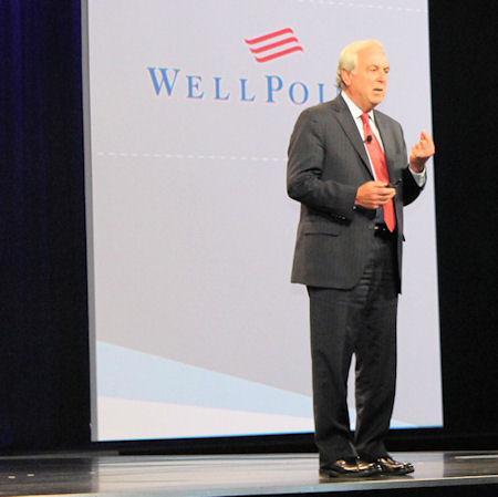 Dr. Samuel R. Nussbaum, WellPoint's chief medical officer