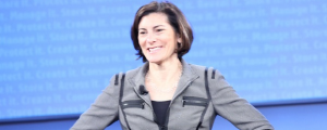 Sue Barsamian is the new senior vice president of worldwide indirect sales at HP.