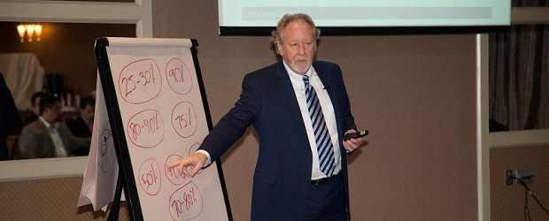 Bruce Stuart outlined successful cloud channel models at special C4 event