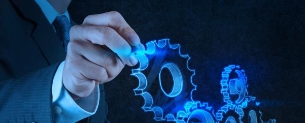 3D Gears Shutterstock