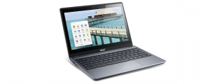 Acer touch chromebook