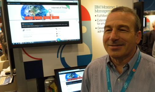 Dave Gasdia, IBM Maximo
