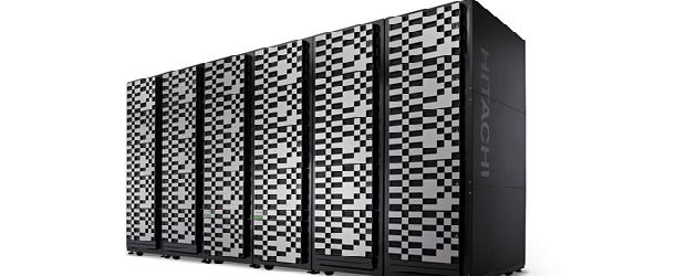 HDS Virtual Storage Platform