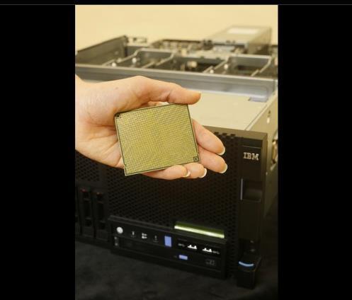 The IBM Power8 processor