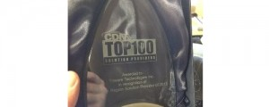 Slideshow Triware Technologies Inc CDN Top 100