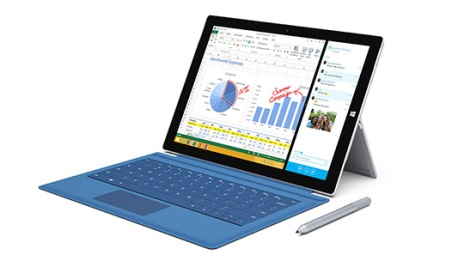 Surface Pro 3 with Pen