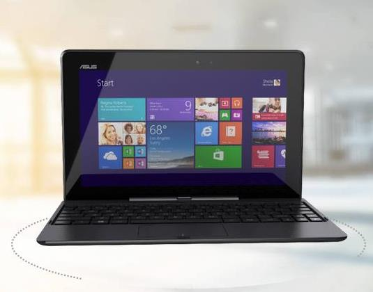 in story Asus Transformer T100 a