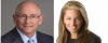 Tech Data Canada VP Greg Myers and Dell Canada Channel Chief Tara Fine