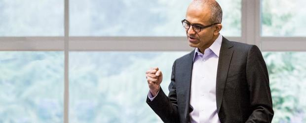 Satya Nadella, CEO of Microsoft Canada starting to put his own stamp on the vendor
