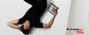 Actor Ashton Kutcher helped to design the new Yoga Tablet 2 Pro from Lenovo