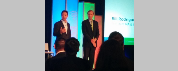 Kevin Peesker and Bill Rodrigues of Dell
