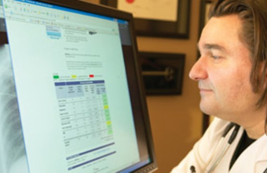 IN story Cancer Care Ontario healthcare, data analytics