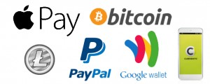 PayPal, digital wallet, digital payment system, online banking, currency, exchange