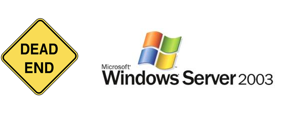 Windows Server 2003 Dead End WS