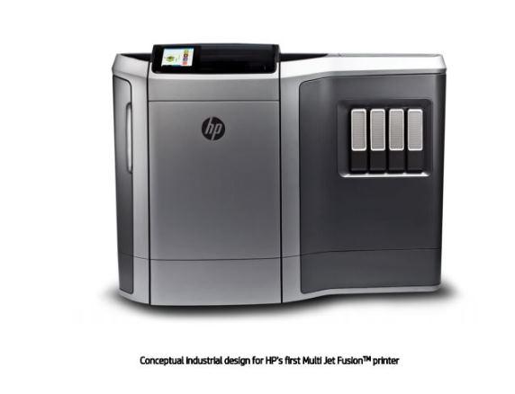 in story HP 3D printer