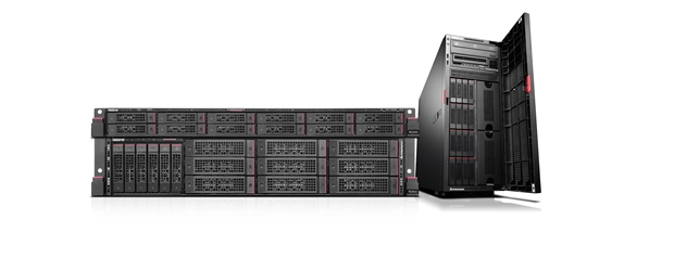 The ThinkServer RD 350 is part of Lenovo server portfolio