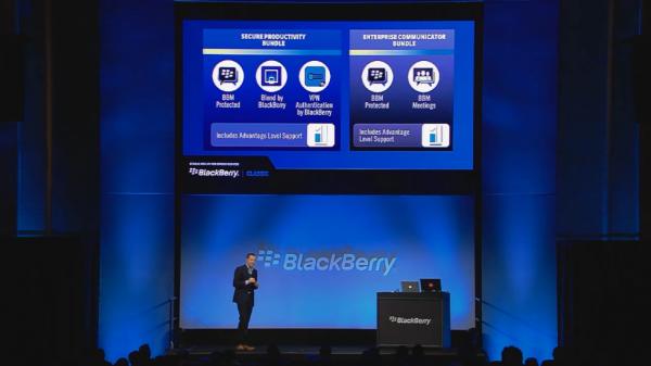 BlackBerry Secure Productivity and Enterprise Communicator app bundles announced