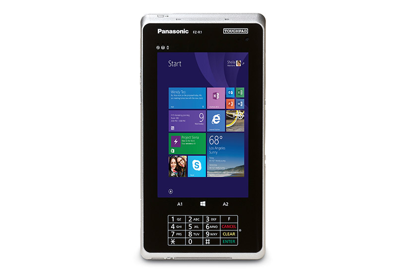 Panasonic Toughpad FZ-R1