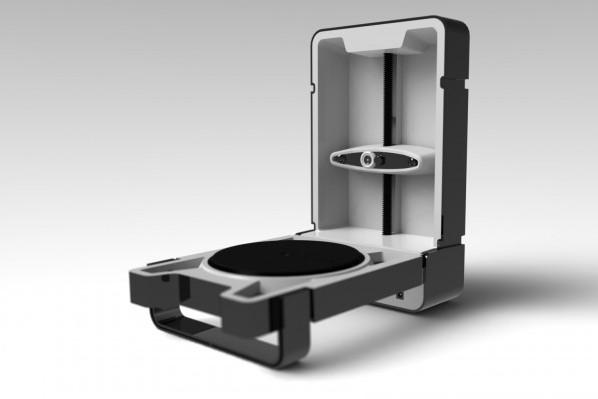 Matter Form 3D Scanner