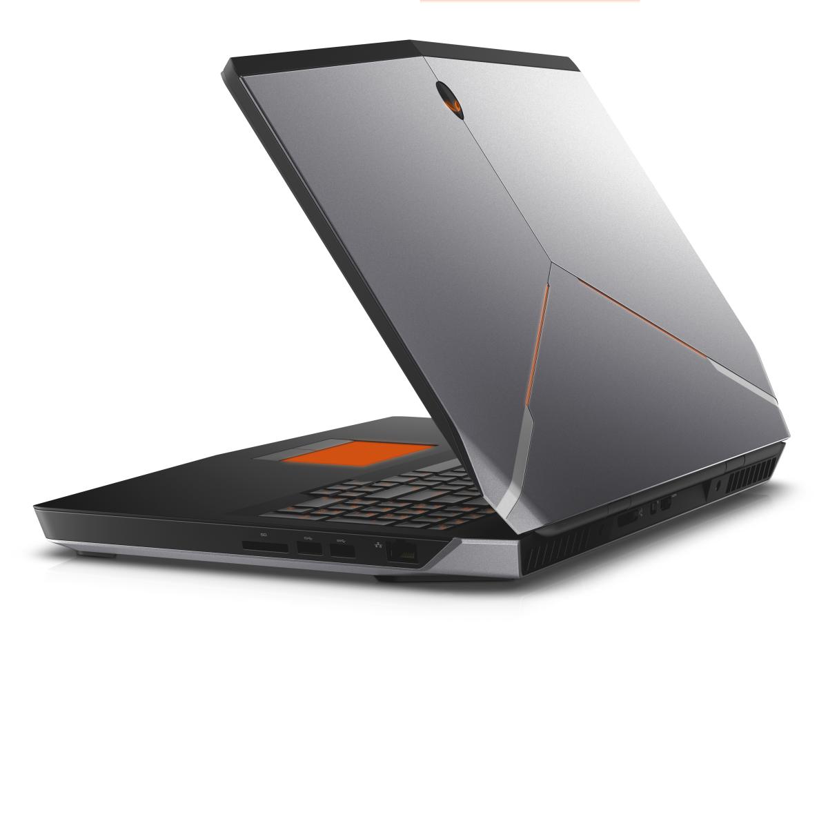 The Dell Alienware 17