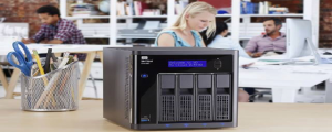 WD's My Cloud Business Series DL4100 NAS