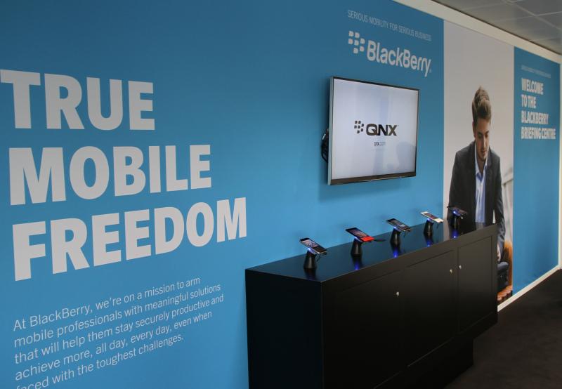 BlackBerry Mobile World Congress 2015