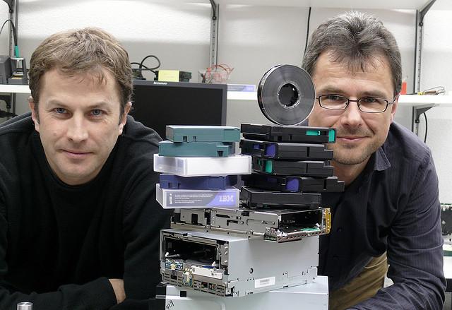IBM Fujifilm Tape Storage breakthrough