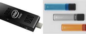 Intel Compute Stick and the Google Chromebit