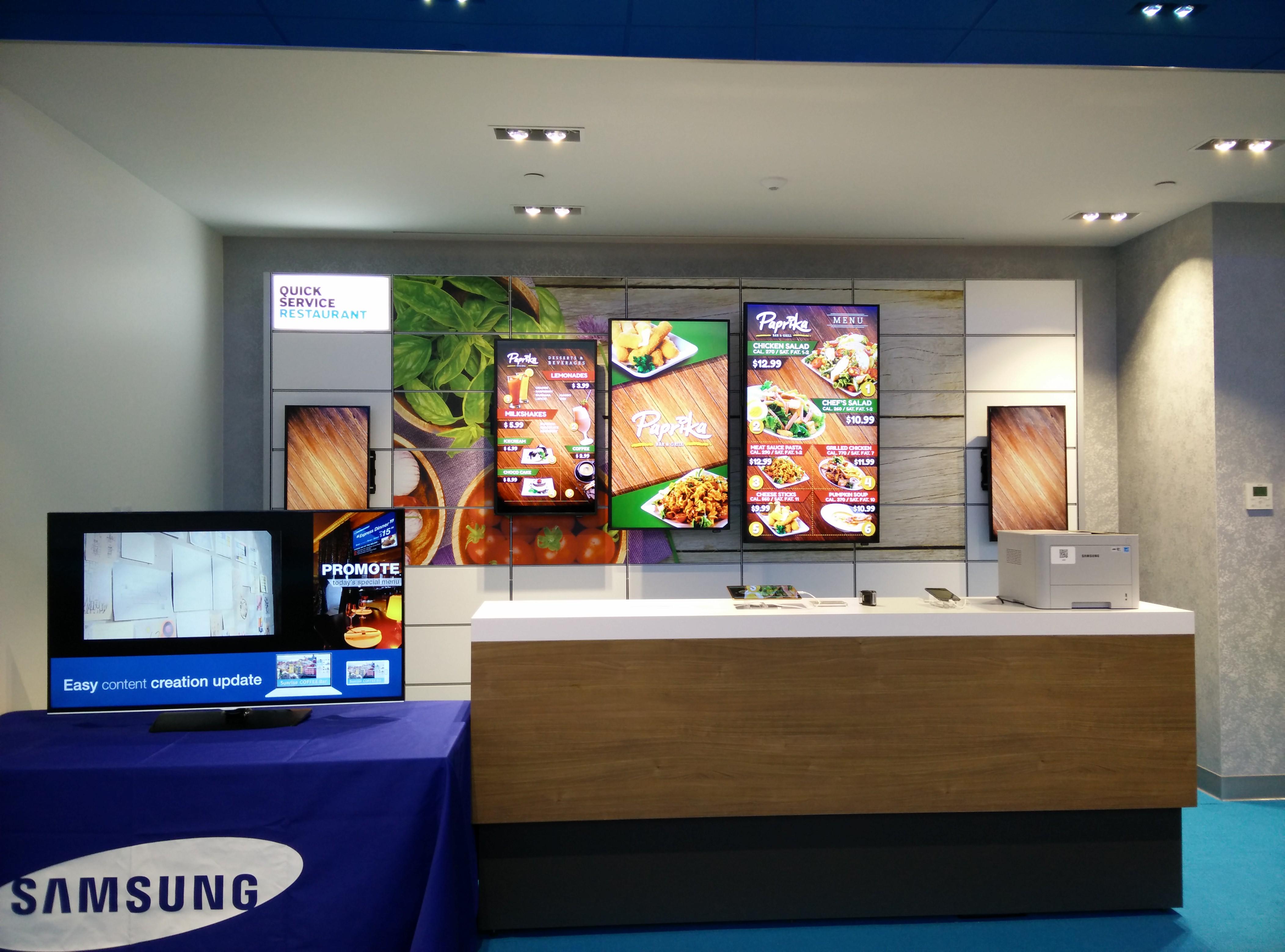 Virtual tour of Samsung Canada\'s new Executive Briefing Centre ...