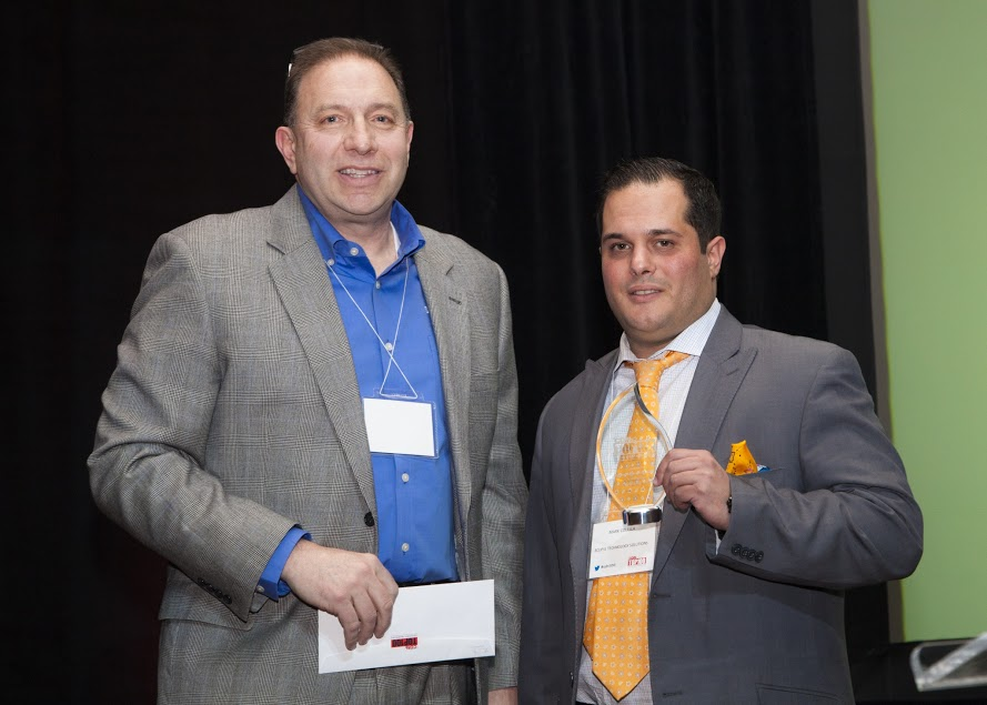Mark Colella, Eclipse Technology Solutions, Fred Trovato StorageCraft