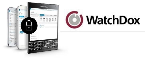 WatchDox BlackBerry