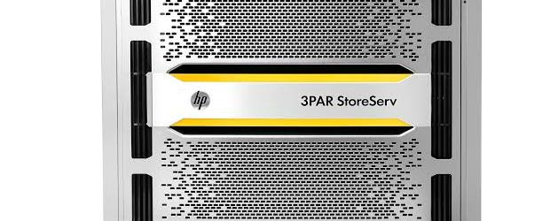 HP StoreServ