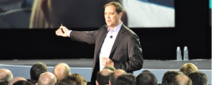 Chuck Robbins, CEO of Cisco Systems