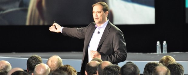Chuck Robbins is the new CEO of Cisco Systems