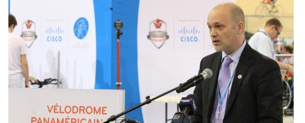 Mark Collins, the Cisco Canada channel chief