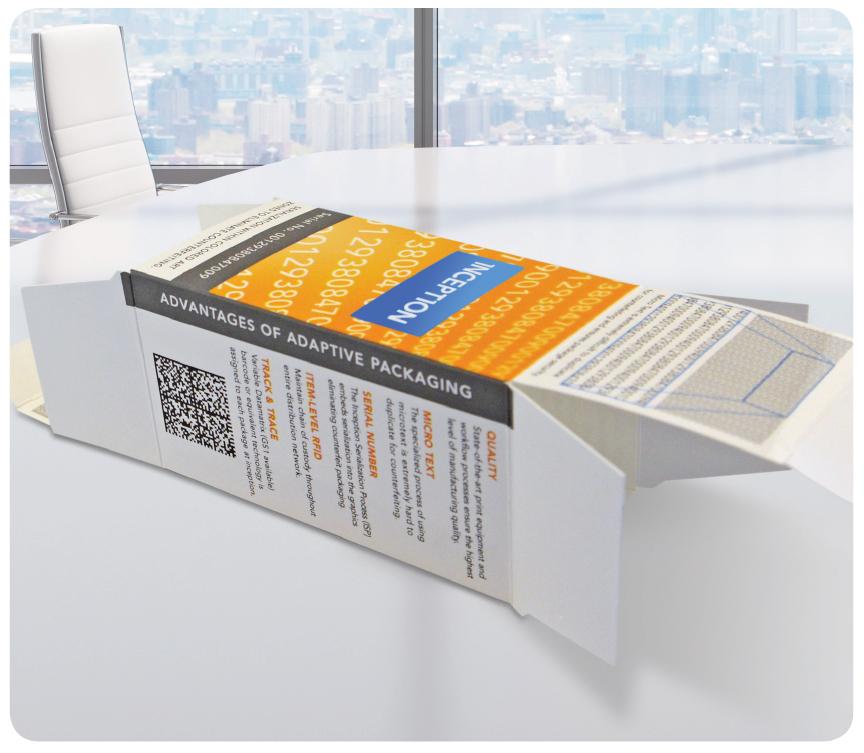 OTC Group, Xerox Pharmaceutical package theft