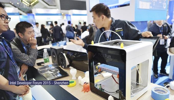 mostfun pro 3d printer