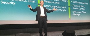 Curtis Hutcheson, vice-president and general manager of Dell Security Solutions