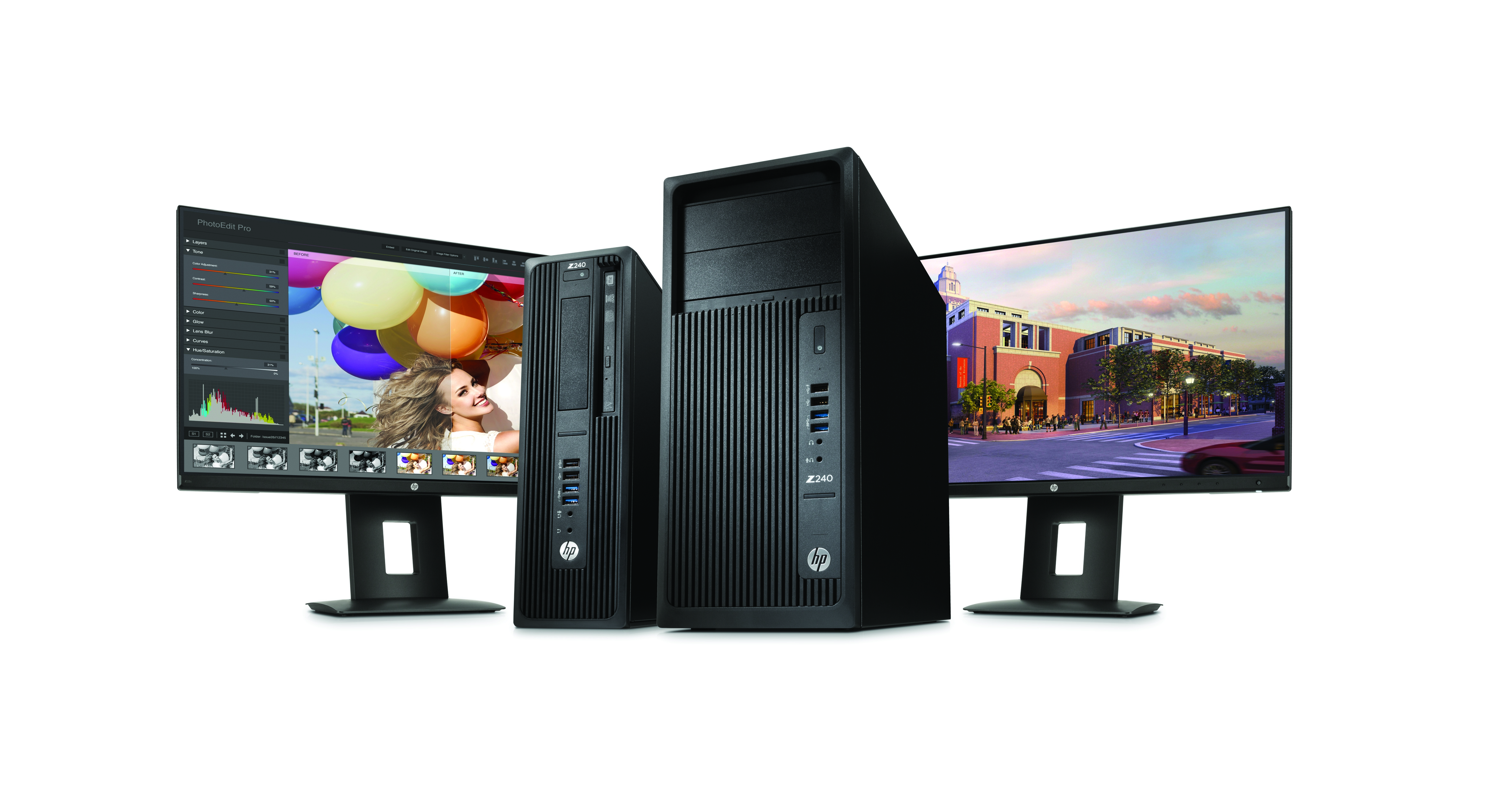 HP updates workstation line to unify expandable and compact machines