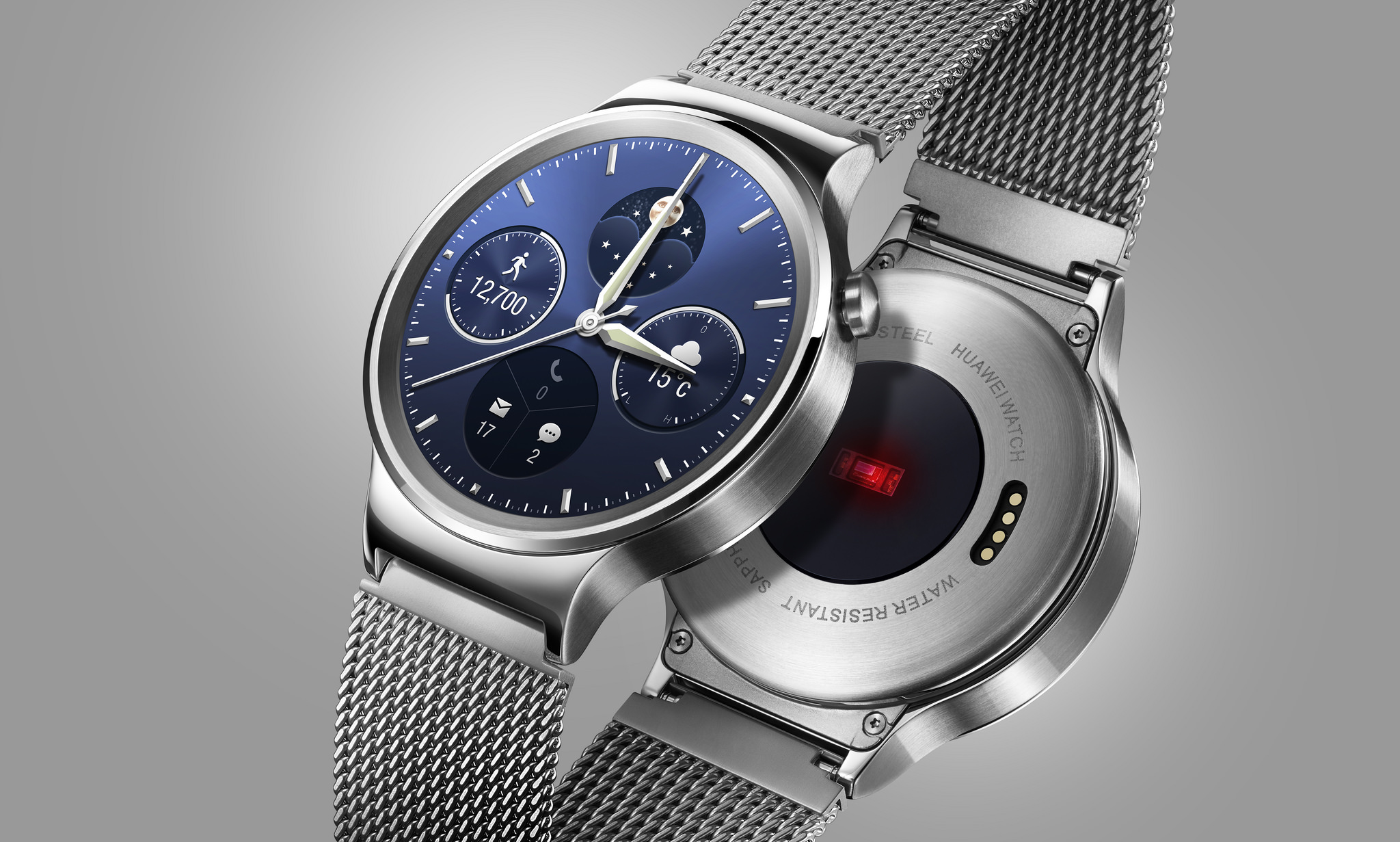Huawei Watch up for preorder in North America, available ...