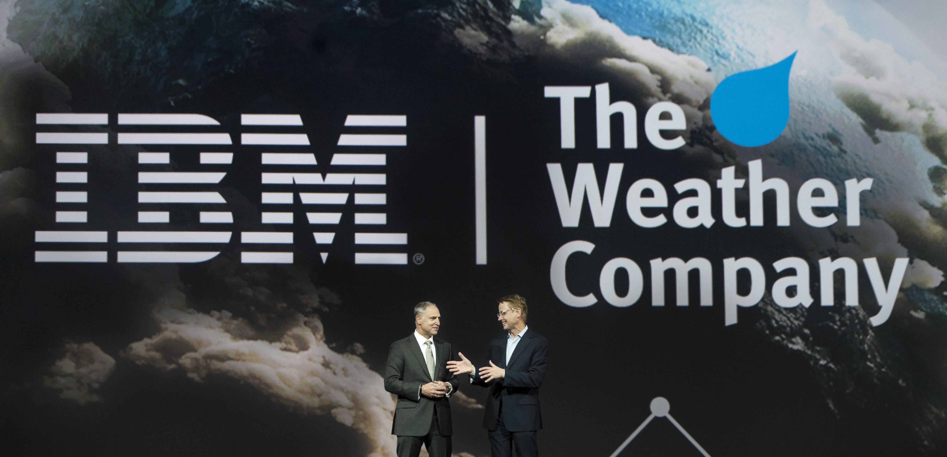 IBM The Weather Company Photo