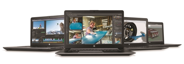 HP Inc.'s ZBook mobile workstation line up include the ZBook 15