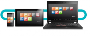 Lenovo Unified Workspace gives browser-based access to files, apps and data from any device with a single password