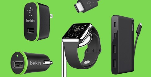 Belkin USB Type-C Accessories