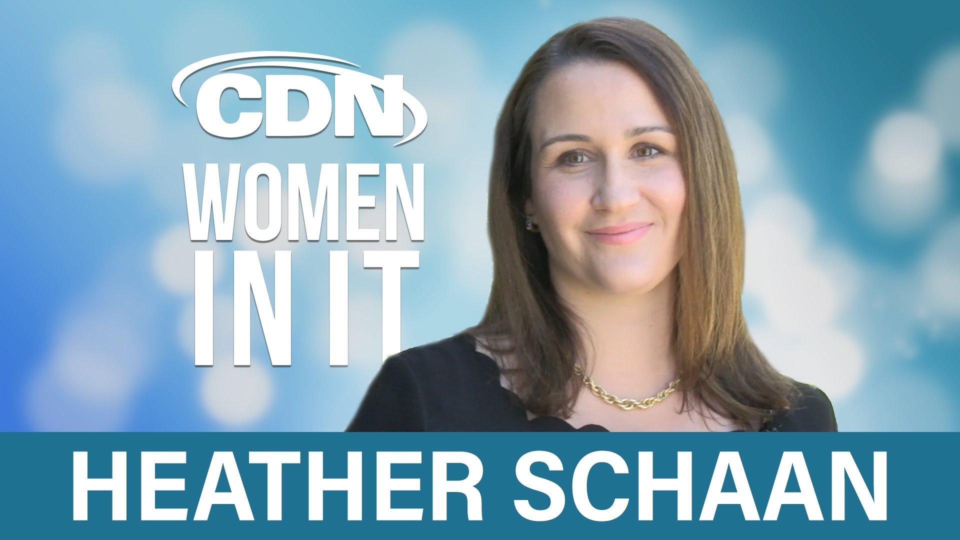 Heather Schaan - CDN Women in IT