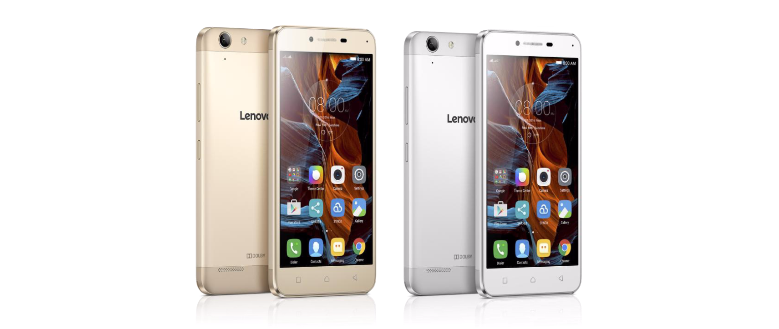 Here's a first look at the new Lenovo-branded phones ...