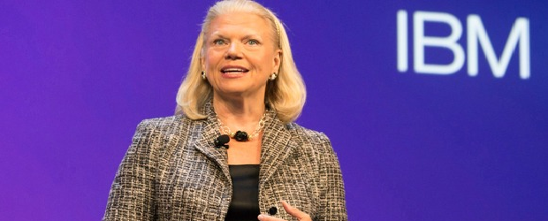 IBM Chairman and CEO Ginny Rometty