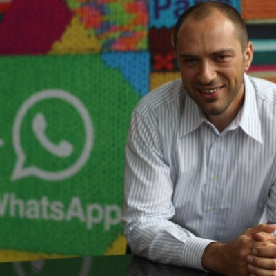 Jan Koum, WhatsApp CEO