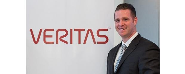 Matt Cain, the chief product officer of Veritas Technologies